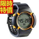 電子錶-防水典型簡潔運動手錶58j22【...