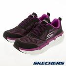 SKECHERS MAX CUSHIONING PREMIER 女鞋 慢跑 寬楦 耐磨 透氣 紫【運動世界】17690WBKPR