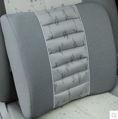 車用腰靠腰枕 植絨腰靠腰枕 汽車腰靠腰枕 一個裝