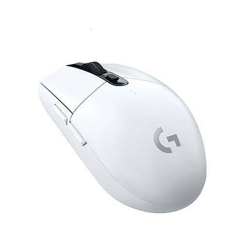羅技 Logitech G304 白色 無線滑鼠