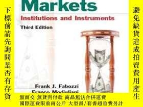 二手書博民逛書店Capital罕見MarketsY256260 Frank J. Fabozzi Prentice Hall