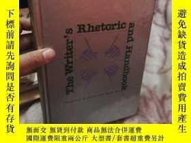 二手書博民逛書店英文版:The罕見Writer s rhetoric and h