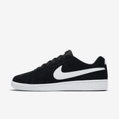 Nike Court Royale Suede [819802-011] 男鞋 運動 休閒 舒適 百搭 黑