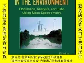 二手書博民逛書店Illicit罕見Drugs in the Environment: Occurrence, Analysis,