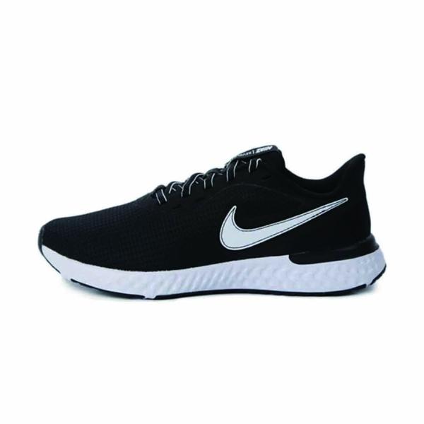 NIKE系列-REVOLUTION 5 EXT 女款黑色輕量透氣運動慢跑鞋-NO.CZ8590001