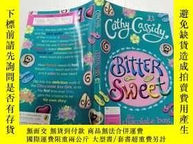 二手書博民逛書店Bitter罕見Sweet:the chocolate box girls苦澀的甜的:巧克力盒子女孩.Y212