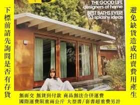 二手書博民逛書店AD罕見ARCHITECTURAL DIGEST 室內設計雜誌 2020年4月 英文版Y42402