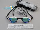 *日光部屋* arena (公司貨)/AGL-240M-BUSW 競泳/擾流/低阻/鍍膜/小鏡面泳鏡
