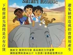二手書博民逛書店英文書罕見diegos safari rescue 迪戈斯狩獵救援Y16354 詳情見圖片 詳情見圖片