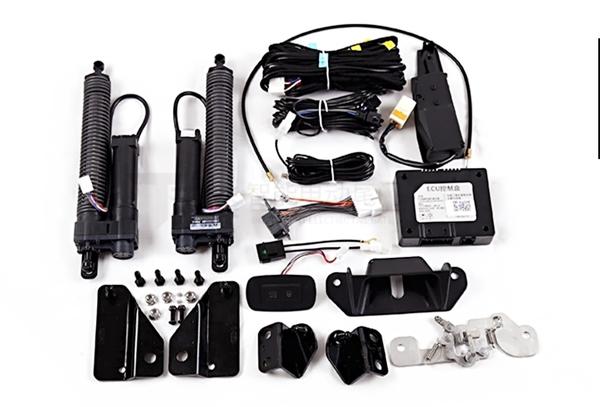 【車王小舖】Lexus Nx200 Nx200 Rx270 電動尾門 電吸尾門 搖控尾門 電吸 防夾設計