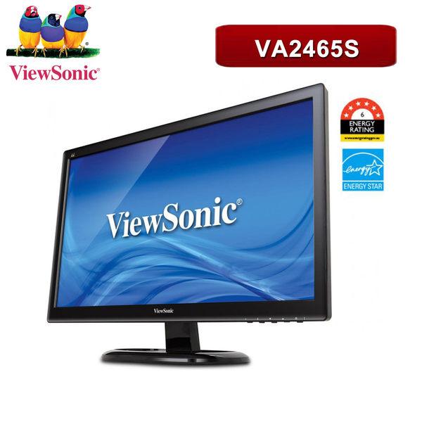 【免運費】Viewsonic 優派 VA2465S 24型 VA面板 顯示器 / 三年保固