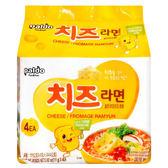 韓國 八道Paldo 起司拉麵(111gx4包)【小三美日】團購/泡麵