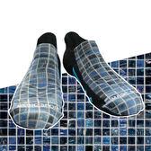 馬賽克  抗菌除臭 潮鞋踝襪 JG-019【18Y1213D04】防磨運動踝襪