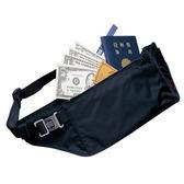 日本旅行用腰包收納包好攜帶黑色070235代購通販屋