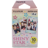FUJIFILM Instax Mini 拍立得底片 閃耀之星 閃亮 星星 Shiny Star 底片 mini 90/8/7s/25/50/SP1