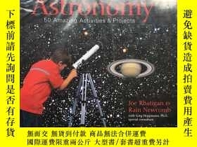 二手書博民逛書店out罕見of this world astronomyY266