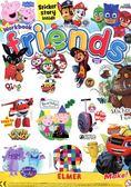 FUN TO LEARN friends(英國版)第393期+玩具組
