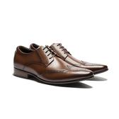 Waltz-真皮雕花紳士鞋212576-23咖