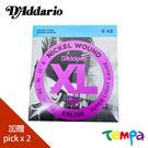 【Tempa】D Addario (EXL120) 電吉他弦  (09 - 42) 加贈pick*2