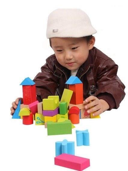 *粉粉寶貝玩具*音樂積木 33pcs ~早教教材~優質木製教具~ 益智 優質原木 安全無毒環保漆