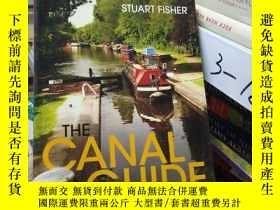 二手書博民逛書店The罕見canal guide : Britain s 50