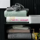 【2條裝】浴巾家用純棉吸水速干不掉毛可穿情侶款大號【雲木雜貨】