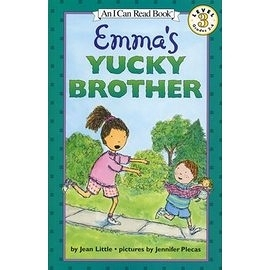 〈汪培珽英文書單〉〈An I Can Read系列:Level 3)EMMA'S YUCKY BROTHER / 讀本