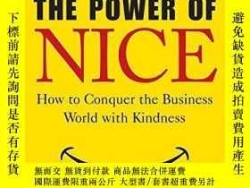 二手書博民逛書店The罕見Power Of NiceY256260 Linda Kaplan Thaler Currency