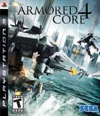 PS3 Armored Core 4 機戰傭兵4(美版代購)