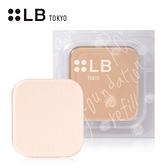 LB 無瑕柔肌粉餅補充蕊(附粉撲) 自然色