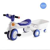 兒童腳踏車米藍圖兒童三輪車腳踏車1-2-3歲小孩寶寶腳蹬車子嬰兒幼童自行車