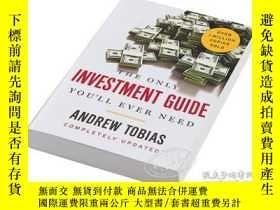 二手書博民逛書店你需要的投資指南罕見英文原版 The Only Investment Guide You ll Ever Need
