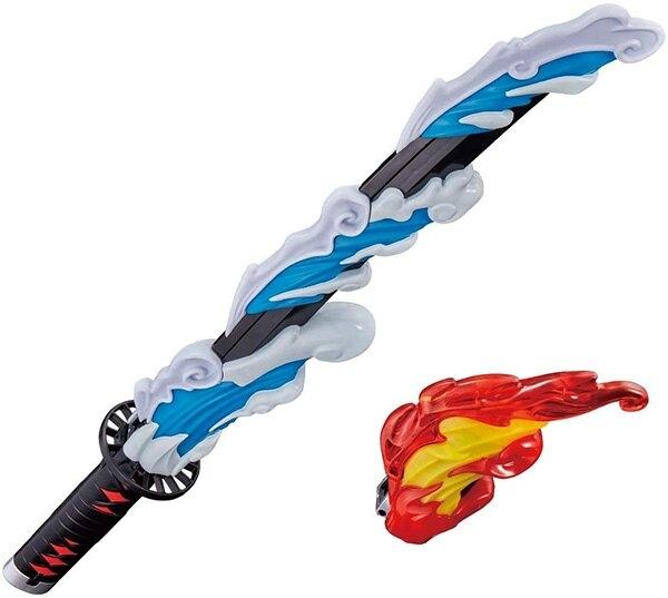 【鬼滅之刃 DX 日輪刀】鬼滅之刃 DX 日輪刀 炭治郎 玩具 兒童節 50種音效收錄 日本正版 該該貝比