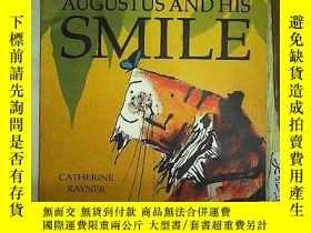 二手書博民逛書店AUGUSTUS罕見AND HIS SMILE 編號A01Y20