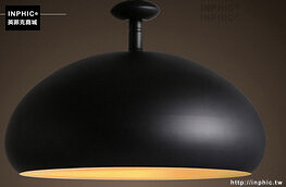 INPHIC- 工業風格復古吊燈美式創意咖啡館酒吧吧台鍋蓋鳥籠單頭吊燈-N款_S197C