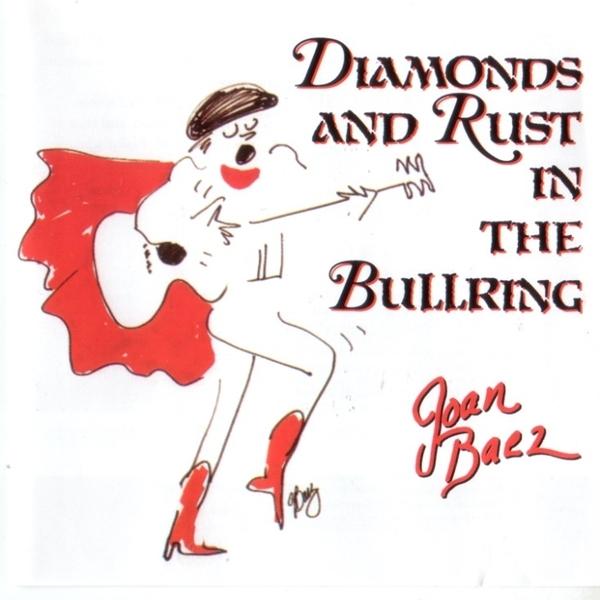 停看聽音響唱片】【CD】Joan Baez :-Diamonds And Rust In The Bullring