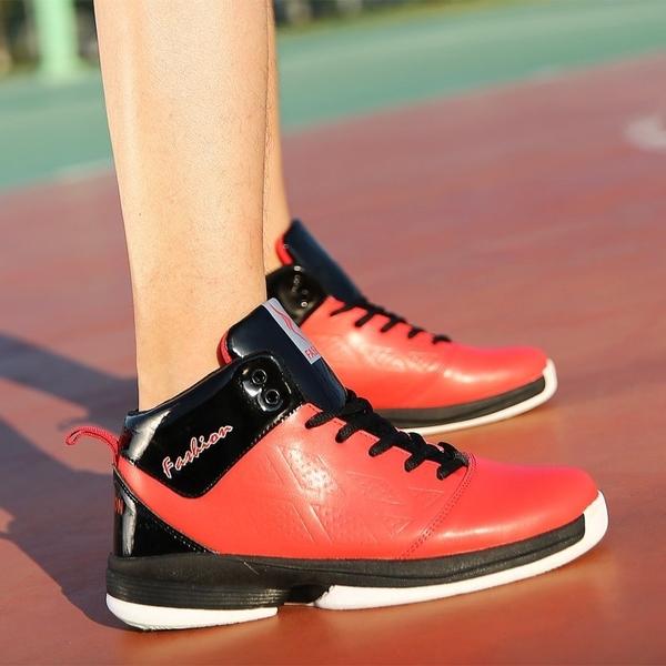 FINDSENSE品牌 秋款 新款 日本 男 高品質 運動 籃球鞋 百搭 舒適