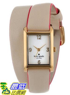 [美國直購 USAShop] 手錶 kate spade new york Women s 1YRU0179 Champagne Cooper Wrap Watch $8173