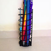 歐式家用雨傘架鐵藝創意雨傘架雨傘桶收納桶雨傘架酒店大堂zg【全館滿一元八五折】