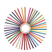 文具72色彩鉛繪畫學生用手繪初學者彩色鉛筆填色用秘密花園涂鴉涂色繪畫素描彩鉛套裝