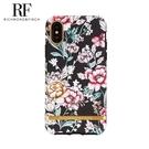 RF瑞典手機殼 墨黑花卉 iPhone X / Xs 5.8吋 保護殼