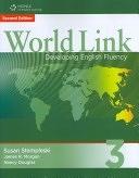二手書博民逛書店《World Link: Developing English Fluency : [student Book]》 R2Y ISBN:9781424055036