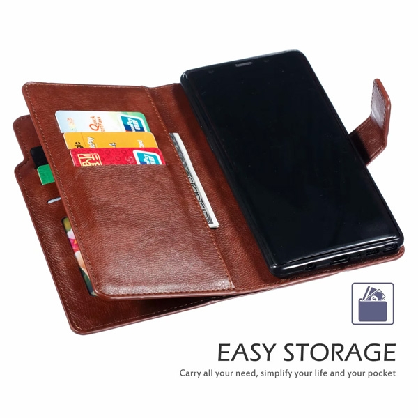 三星 S10 S10+ S10e Note9 Note8 S9 Plus S8 Plus 手機皮套 皮套 九插卡商務皮套