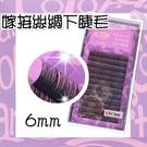 [嫁接睫毛系列]絲綢嫁接睫毛0.10C-6mm-(下睫毛可用) [48864]