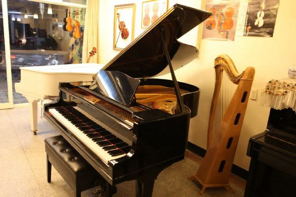 【HLIN漢麟樂器】-網友推薦-原裝河合kawai平台鋼琴演奏琴1號-中古二手鋼琴中心04