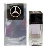 賓士 Mercedes Benz SELECT 男性淡香水 100ML【岡山真愛香水化妝品批發館】