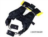 相機背帶 單反相機肩帶/背帶 快攝手雙肩背帶 快槍手雙機背帶K標肩帶快裝板 酷動3C