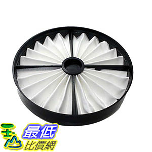 [106美國直購] HEPA Filter for Hoover Windtunnel Bagless Vacuums; Compare to Hoover Part No. 59134050