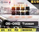 【長毛】05-09年 Tucson 避光墊 / 台灣製、工廠直營 / tucson避光墊 tucson 避光墊 tucson 長毛 儀表墊