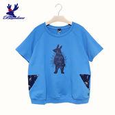 American Bluedeer-剪影鹿上衣(魅力價) 春夏新款